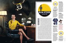 Texas Monthly: TJ Tuckers tour of the redesign. Part 2