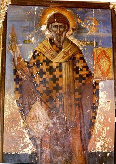 Πνευματικοί Λόγοι: Ανακοίνωση: Αγρυπνία επί τη μνήμη του αγίου Σπυρίδ...