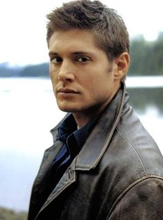 Jensen Ackles. He's a famous actor that got really famous when he started playing Dean in Super Natural. I chose Jensen because I recently started watching Super Natural and I love the acting in it, my favorite actor in it is Jensen.