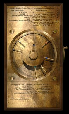 the Antikythera Mechanism. This was an ancient Greek computer, likely designed by Archimedes himself for predicting the movements of the heavenly bodies. Later refined and miniaturized over the centuries, fragments of a portable 1st century BCE version of the device were found in the Antikythera shipwreck at the dawn of the 20th century, but only properly understood much more recently thanks to advances in X-Ray and computer imaging.