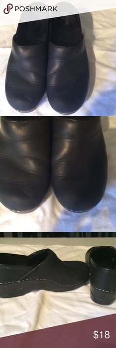 Dansko shoes Well worn but still life left. No scuffs just worn a lot! Price reflects Dansko Shoes
