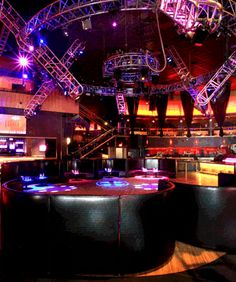 Rain Nightclub at Palms Casino.
