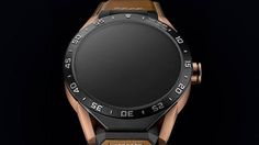 Tag Heuer combines luxury materials innovative technology for Connected timepiece