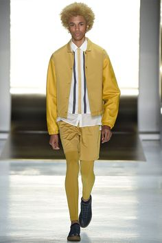 Perry Ellis Spring/Summer 2016 - Fucking Young!