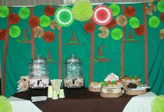 Ysaac's Hansel and Gretel Themed Party – Drink Station