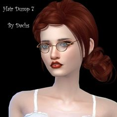 Hair Dump 7 at Dachs Sims • Sims 4 Updates