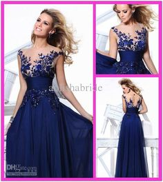 Wholesale Pageant Dress - Buy Dazzling A Line Beads Appliques Tulle Sheer Cutout Back Women Pageant Dress 2013 Celebrity Dress Pageant Gowns Prom Dresses Red Carpet Gowns, $155.92 | DHgate