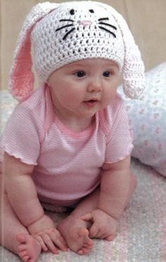 26fda27ca51 Picture of Hats   Diaper Covers Crochet Beanie