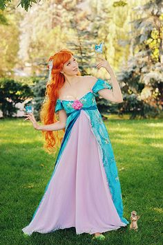 Giselle *Usagi-Tsukino-krv, Cosplay & Costumes