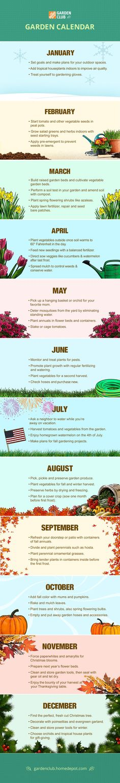 Garden Club Calendar | The Home Depot's Garden Club