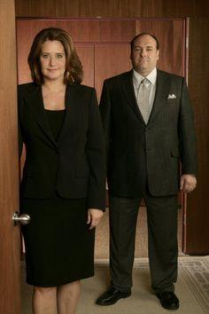 The Sopranos - Dr. Melfi & Tony