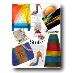 Rainbow 2 Outfit Idea 2017