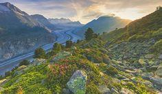 Die schönsten Kraftorte der Schweiz