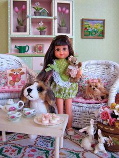 Vintage Barbie Tutti The Playground Mint Complete Pristine | eBay