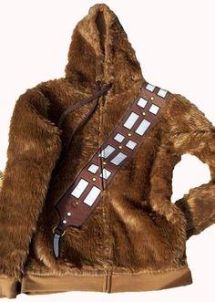 Chewie Hoodie