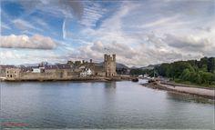 North Wales, Castle, Castles