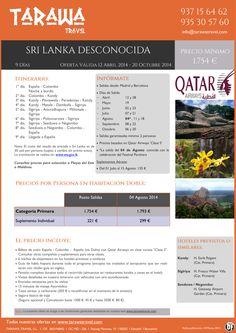Sri Lanka Desconocida 9 días de viaje en Pensión Completa desde 1754 € ultimo minuto - http://zocotours.com/sri-lanka-desconocida-9-dias-de-viaje-en-pension-completa-desde-1754-e-ultimo-minuto/