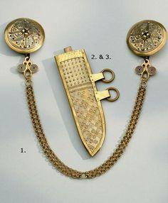 Kalevala Koru | Muinaispukukorut