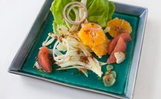 #Epicure Citrus Fennel Salad