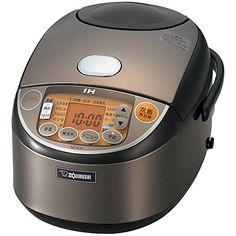Zojirushi IH rice cooker 55 Go stainless NPVL10TD *** Learn more by visiting the image link.  This link participates in Amazon Service LLC Associates Program, a program designed to let participant earn advertising fees by advertising and linking to Amazon.com.