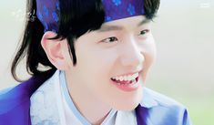 Sehun, Exo, Kang Ha Neul Smile, Baekhyun Moon Lovers, Scarlet Heart Ryeo Wallpaper, Moon Lovers Drama, Smile Gif, Chanbaek, Sooyoung