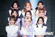 [HD포토] 트와이스(TWICE) 눈부신 꽃 미모 #topstarnews