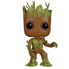 [Guardians Of The Galaxy: Pop! VInyl Figure: Extra Mossy Groot (Product Image)]