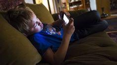 Neue Studie über Kinder: Die Generation, die nicht mehr spricht