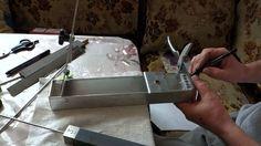 Точилка Строгова. Strogoff Super Sharpener. Как сделать самодельное приспособление для заточки ножей на: http://strogov.blogspot.ru/