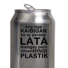 """""""plastik"""" Pinoy Jokes Tagalog, Tagalog Quotes Patama, Memes Pinoy, Bisaya Quotes, Tagalog Quotes Hugot Funny, Pinoy Quotes, Tagalog Love Quotes, Hugot Lines Tagalog Funny, Filipino Funny"""