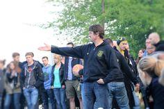 Duisburg: Neuzugang Arno Troost  beim ASCD