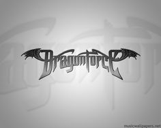 DragonForce. A freaking awesome power metal band!!!! Love it. If you guys haven't listened to them, well do!!
