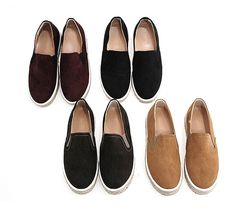 Caring For Your Suede Slip On Shoes | Jemarie's Asian Fashion Blog