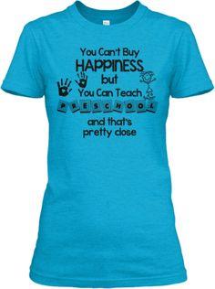 Preschool Happiness Shirts!