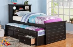 Top 10 Best Trundle Beds for Adults 2017 – Reviews - http://www.savantmag.com/best-trundle-beds-for-adults-reviews/