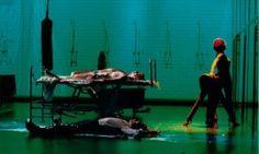 Scene from Sarah Kane's Purifies, directed by Krzysztof Warlikowski, 2010