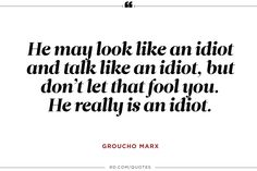 12 Wise Groucho Marx Quotes | Reader's Digest