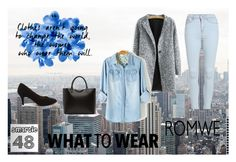 """""""ROMWE - 3"""" by thefashion007 ❤ liked on Polyvore featuring Givenchy"""