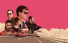 Baby Driver - Tam Gaz - Wallpaper - Film