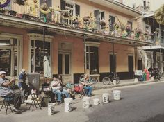 It's not just a city. It's a way of life. #NewOrleans #NOLA #Nawlins #FrenchQuarter #JacksonSqure #Music #Soul #Jazz #JazzMusic by jen_olivera