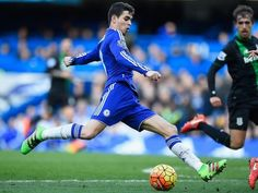 Oscar: 'We all want to impress new Chelsea manager Antonio Conte'