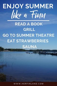 Traveling to Finland in the summer and wondering how to have a relaxed holiday? Check these popular summer things to do for us Finns! Vacations In The Us, Best Vacations, Ways To Travel, Travel Tips, Travel Ideas, Finland Destinations, Travel Destinations, Summer Things, Things To Do