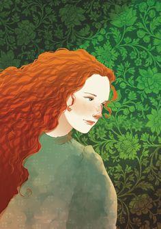 Fairy Oak-Shirley's mother, que desapareceu quando ela nasceu..