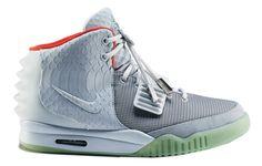 Nike Air Yeezy 2 'Platinum