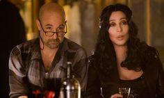 Stanley Tucci ''Burlesque'' Cher