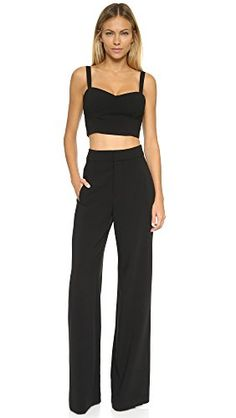 d3c8e739970 Black Halo Women s Kalem 2 Piece Jumpsuit