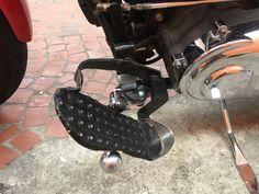 Pedaleira avançada cambio dupla ação Harley Davidson Dyna (DYS)