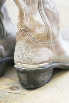 spaghetti western boot