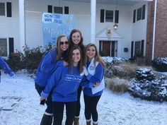 8 Things Sorority Members Relate To During Recruitment