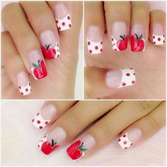 new pretty nail ideas for 2015